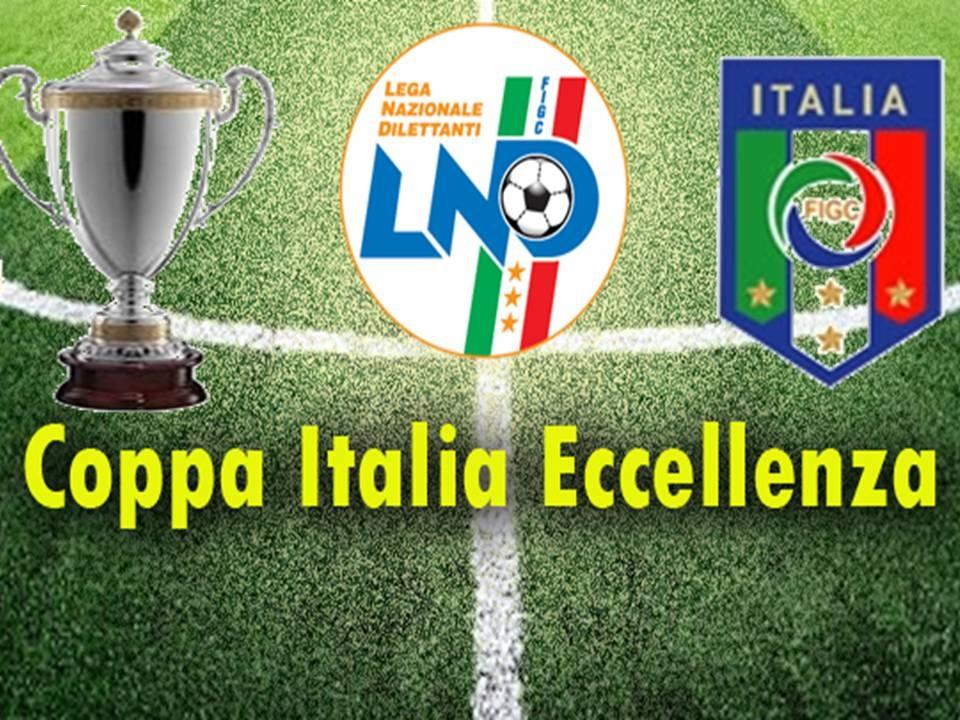 Eccellenza, Coppa Italia programmi e arbitri dell'andata del primo turno