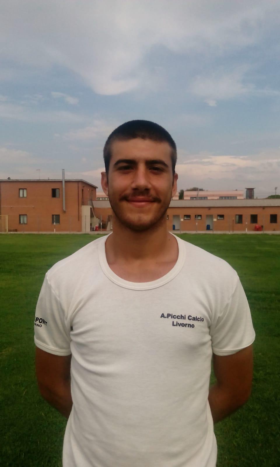 Promozione, Picchi ufficiale il difensore Del Bravo. Rosa giovane e di qualità