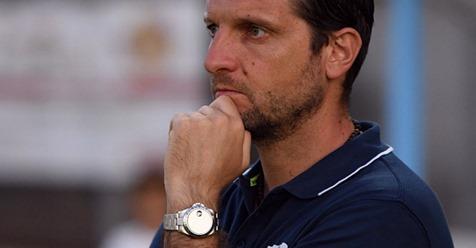 Serie D, Ponsacco l'allenatore Pagliuca presenta la prima con il Montevarchi