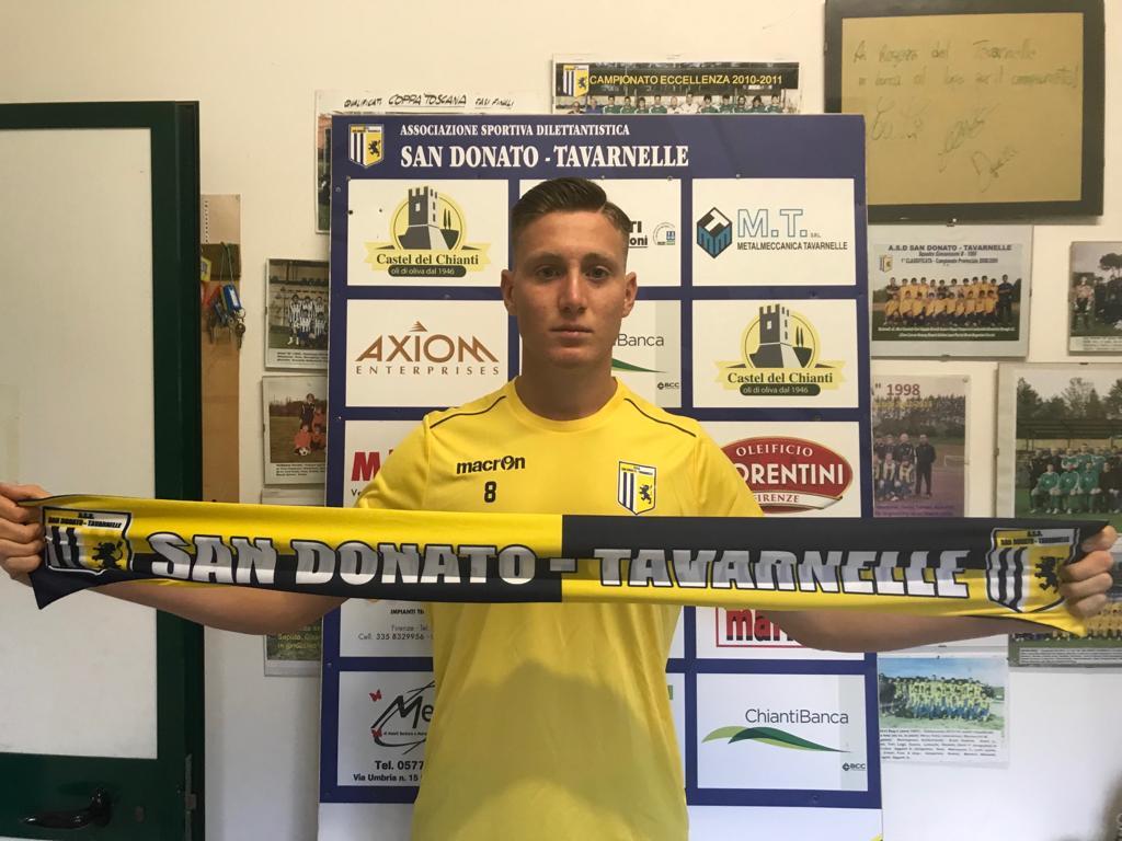 Serie D, San Donato arriva il giovane portiere Nannelli