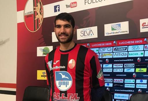 Serie D, Lucchese ingaggiato il centrocampista Lionetti