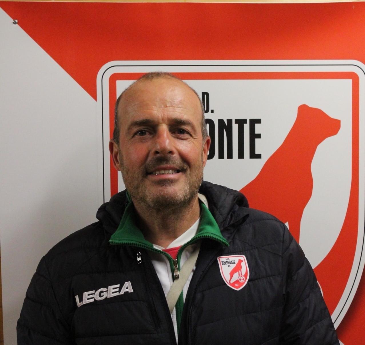 Prima Categoria, Belmonte Mirco Torrini nuovo allenatore
