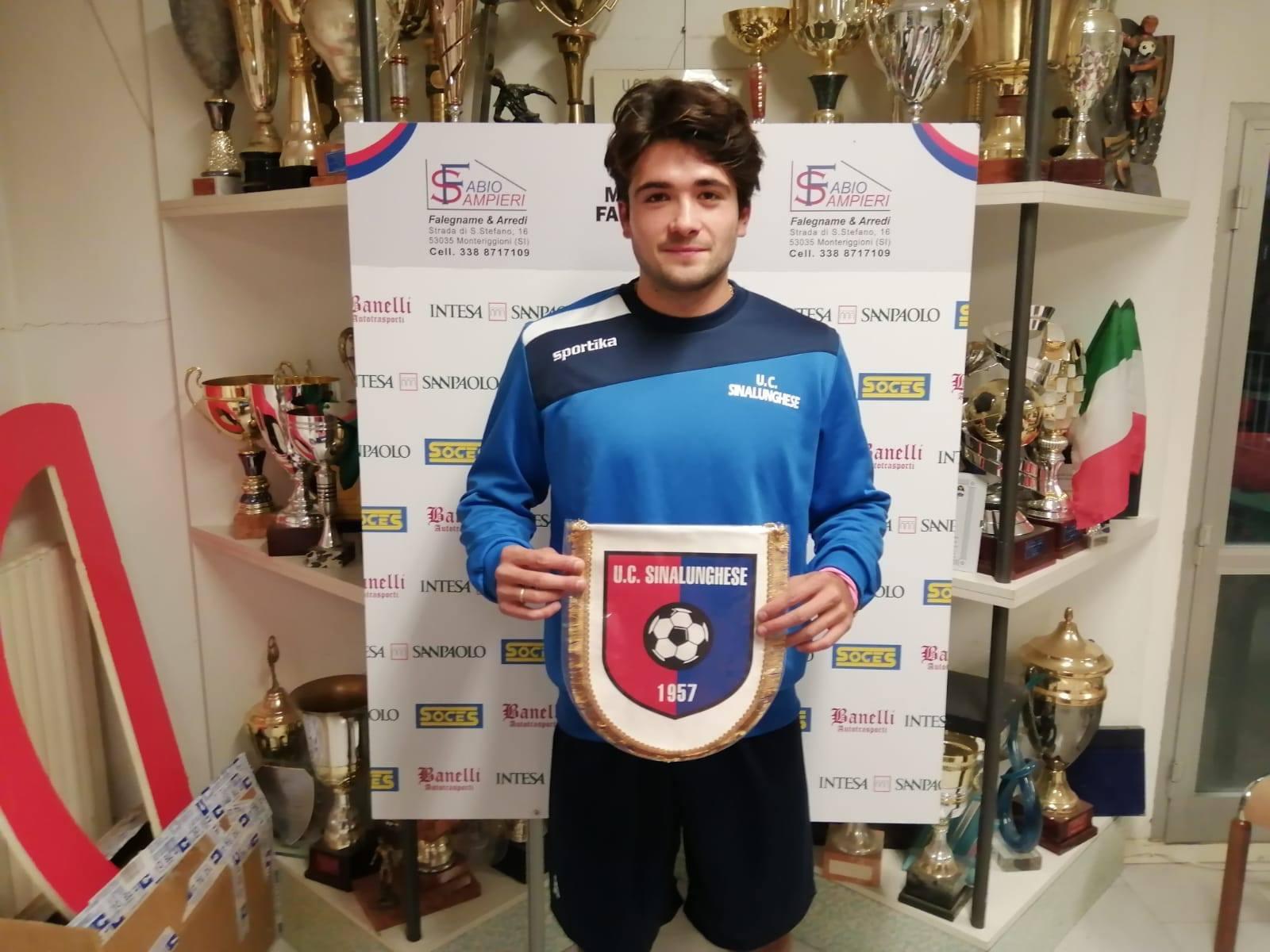 Serie D, Sinalunghese arriva il difensore Corsetti