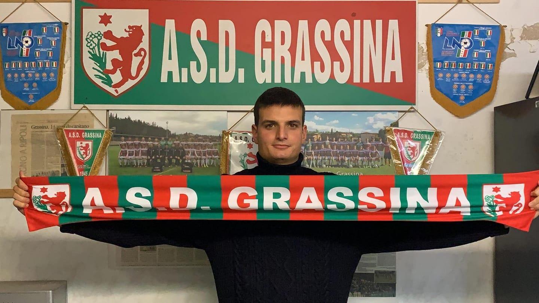 Serie D, Grassina rinforzo a centrocampo con Favilli