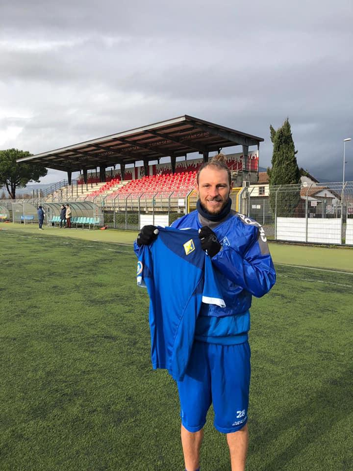 Serie D, Prato preso l'attaccante Falchini