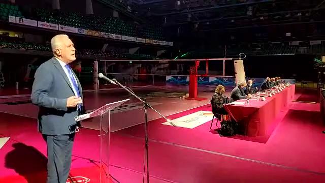 Incontro tra il Comitato Regionale e il presidente della Toscana Eugenio Giani