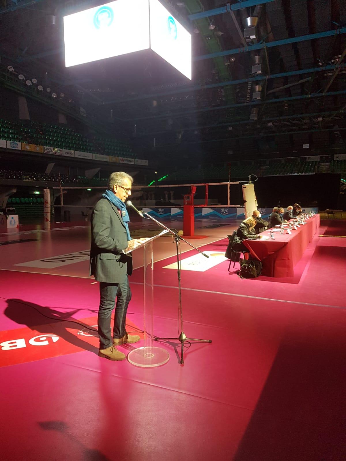 Comitato Regionale Toscana rieletto presidente Paolo Mangini