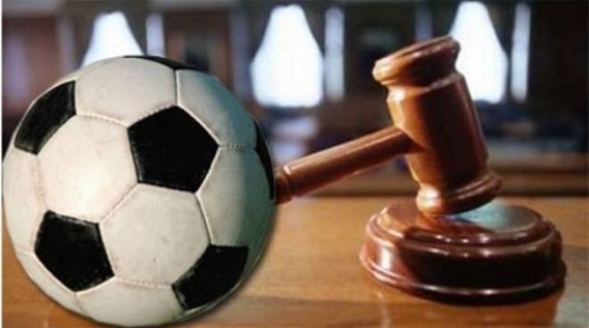 Eccellenza, le decisioni del giudice sportivo