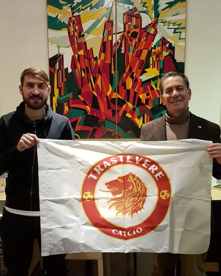Serie D, Trastevere il ritorno del difensore Sbardella