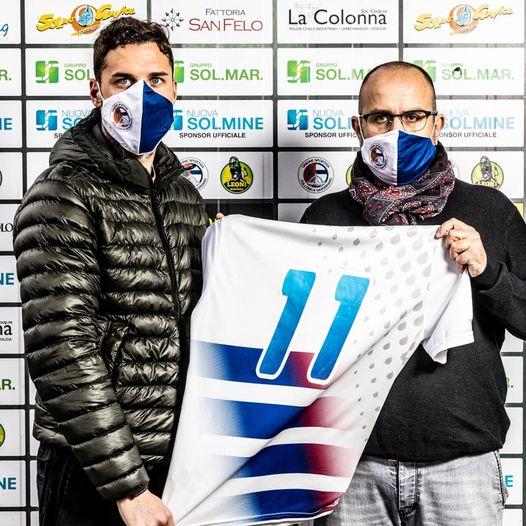 Serie D, Follonica Gavorrano ufficiale l'ingaggio dell'attaccante Tomassini