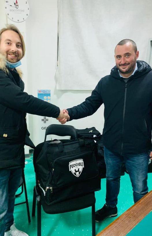 Peccioli Calcio, uno sguardo al futuro Livio Paci nuovo allenatore per la stagione 2021-22