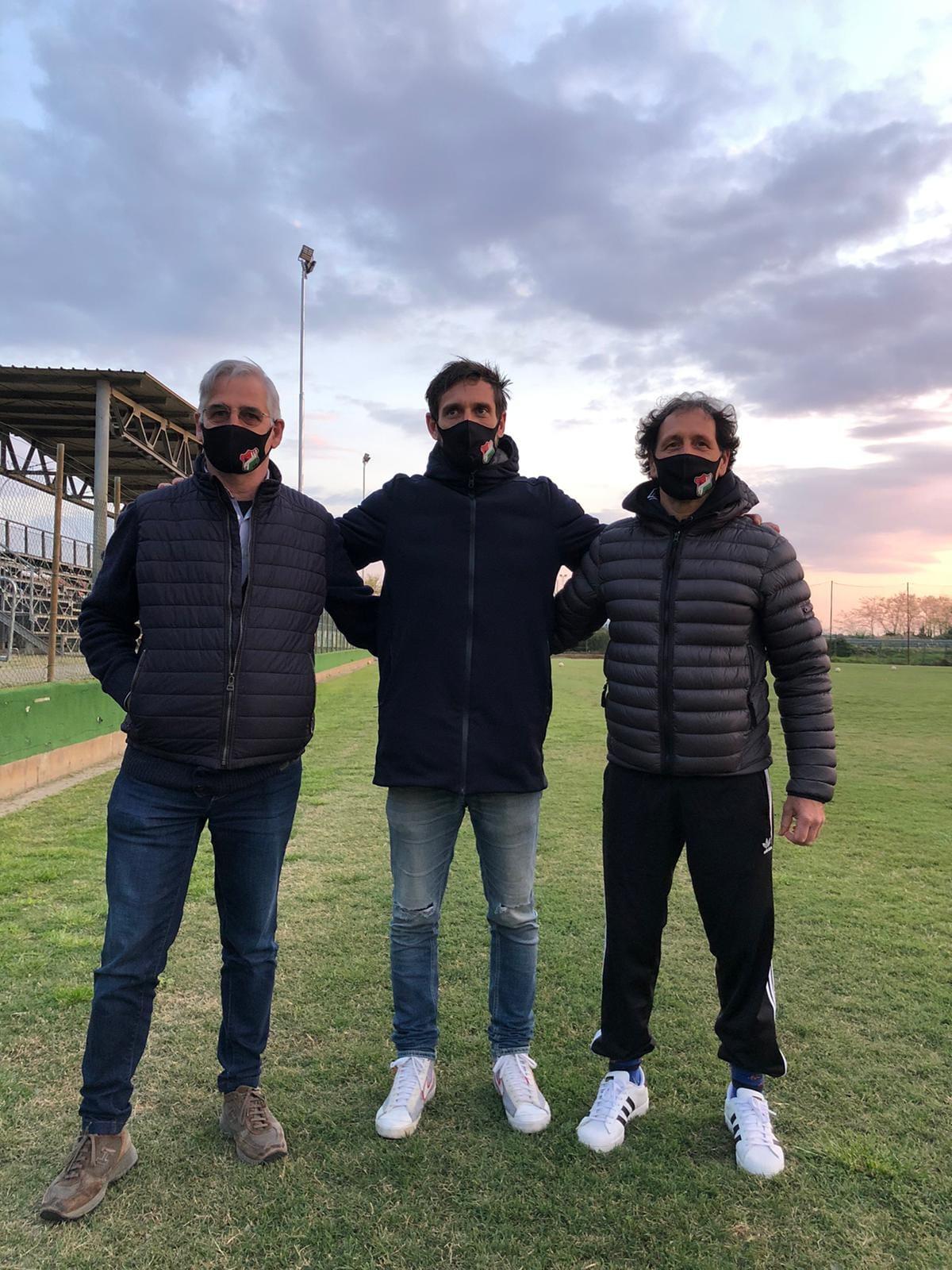 Promozione, Atletico Maremma il nuovo allenatore è Fabio Lorenzini